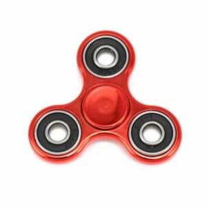 hand spinner classique rouge