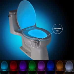 lumiere toilette wc
